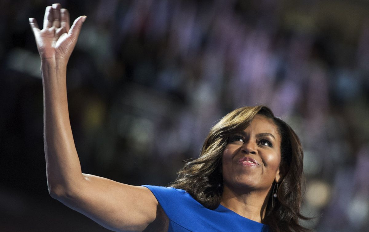How Michelle Obama Felt About Being Labeled An 'Angry Black Woman'