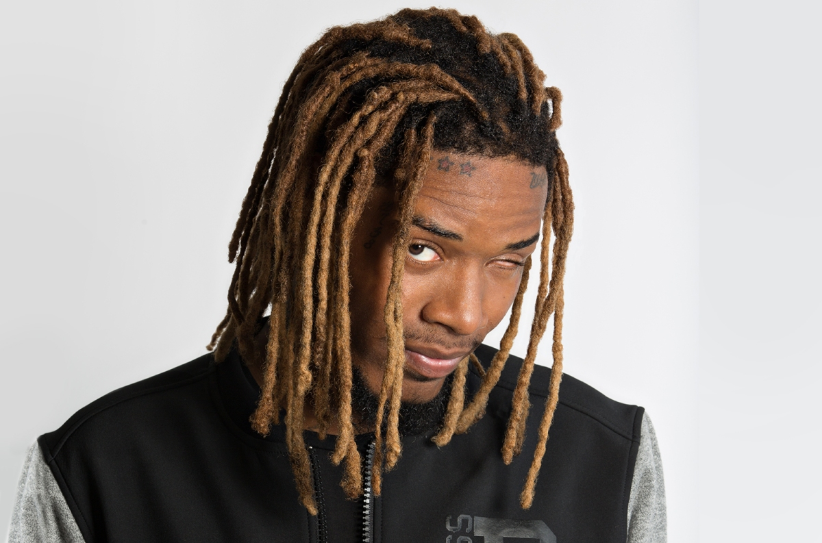 Fetty Wap Robbed In New Jersey Hometown