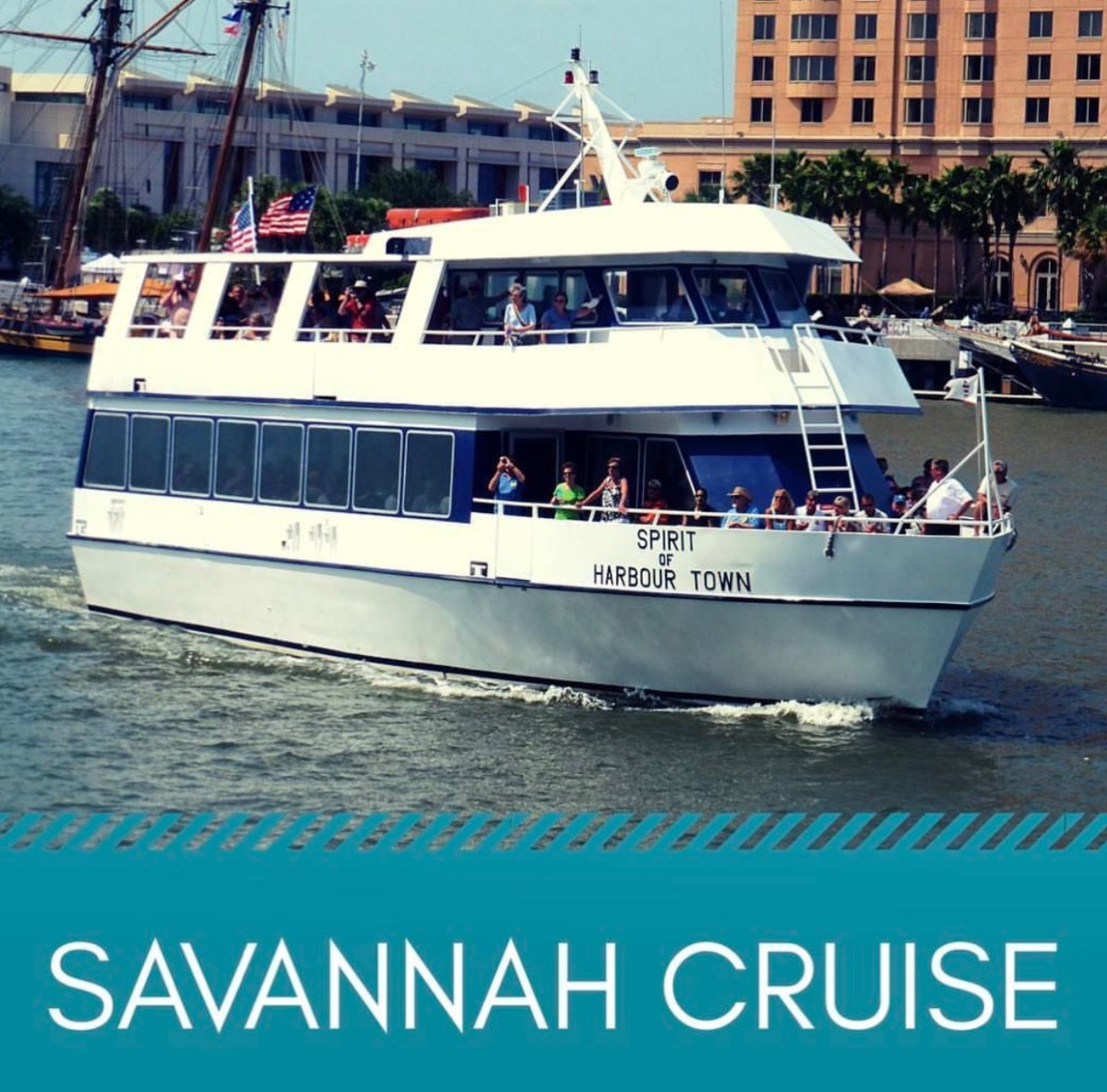 Check Out A Cruise In Savannah