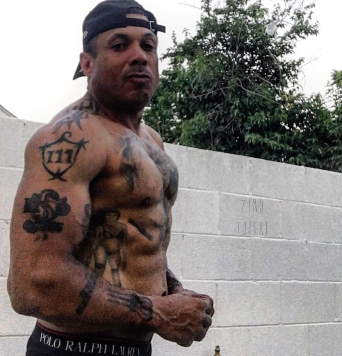 Benzino Looks Like All That Time In The Gym Has Paid Off