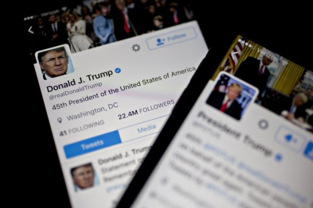 Via Twitter, Trump Threatens To Cancel Mexico Visit To White House Over Wall