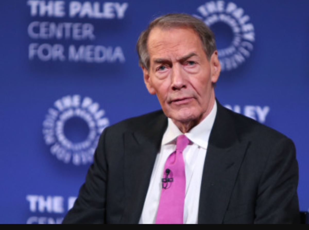 Several CBS Employees Claim Charlie Rose Sexually Harassed Them