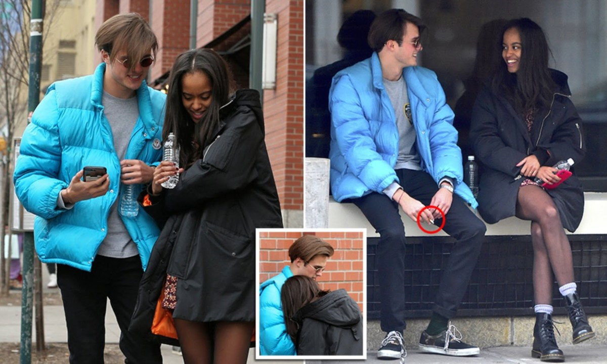 Malia Obama Having Fun In NYC With Boyfriend