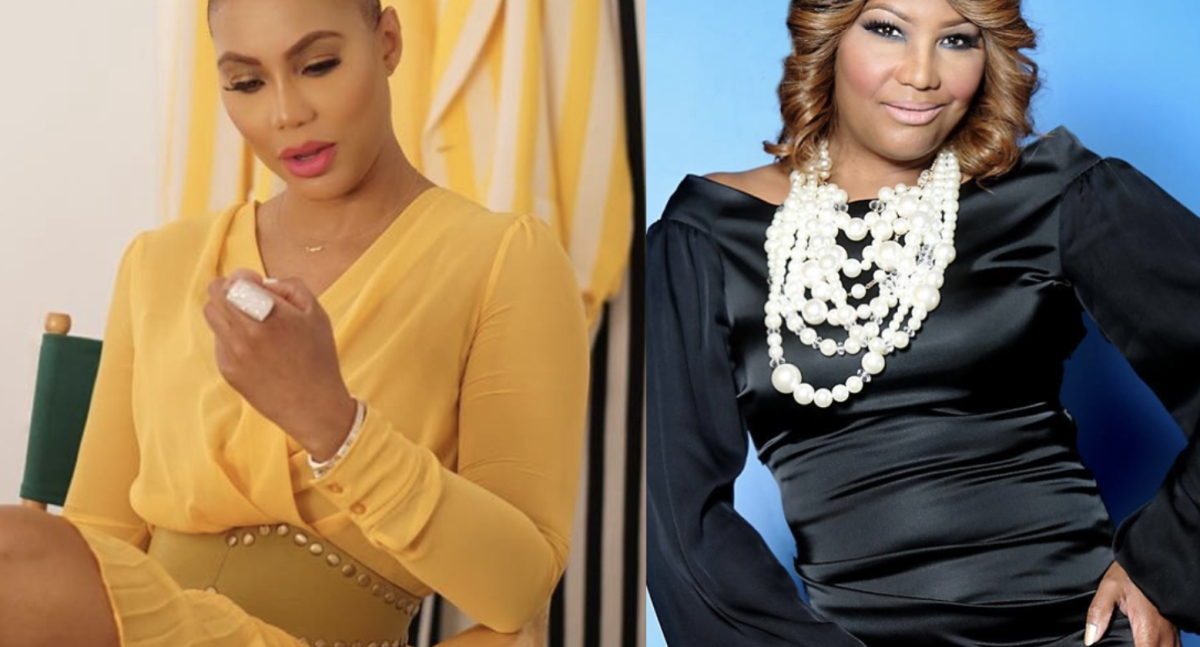Family Values? Tamar Braxton Reportedly Had Sister Traci Removed From Toni Braxton's Upcoming Tour