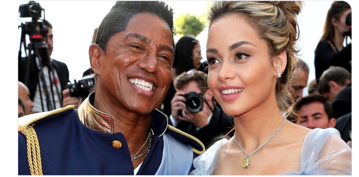 Michael Jackson's Brother Jermaine, 63, To Wed 23-Year-Old Girlfriend