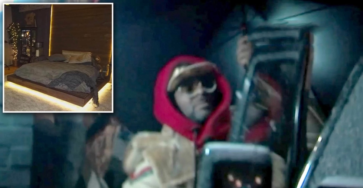 R. Kelly Breaks His 9pm Curfew As Member Of His Entourage 'Steals Keys From Reporters' Car'