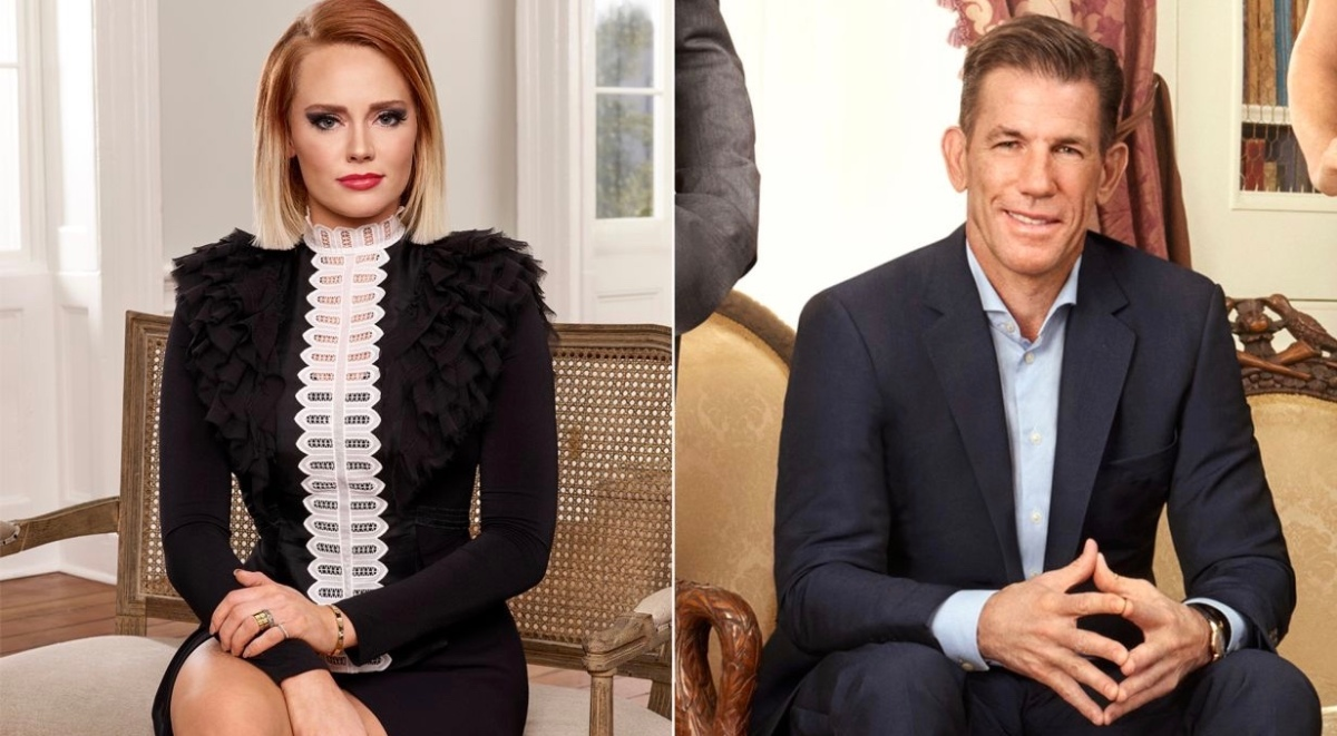 Thomas Ravenel Claims Kathryn Dennis Buys Drugs From 'Southern Charm' Crew