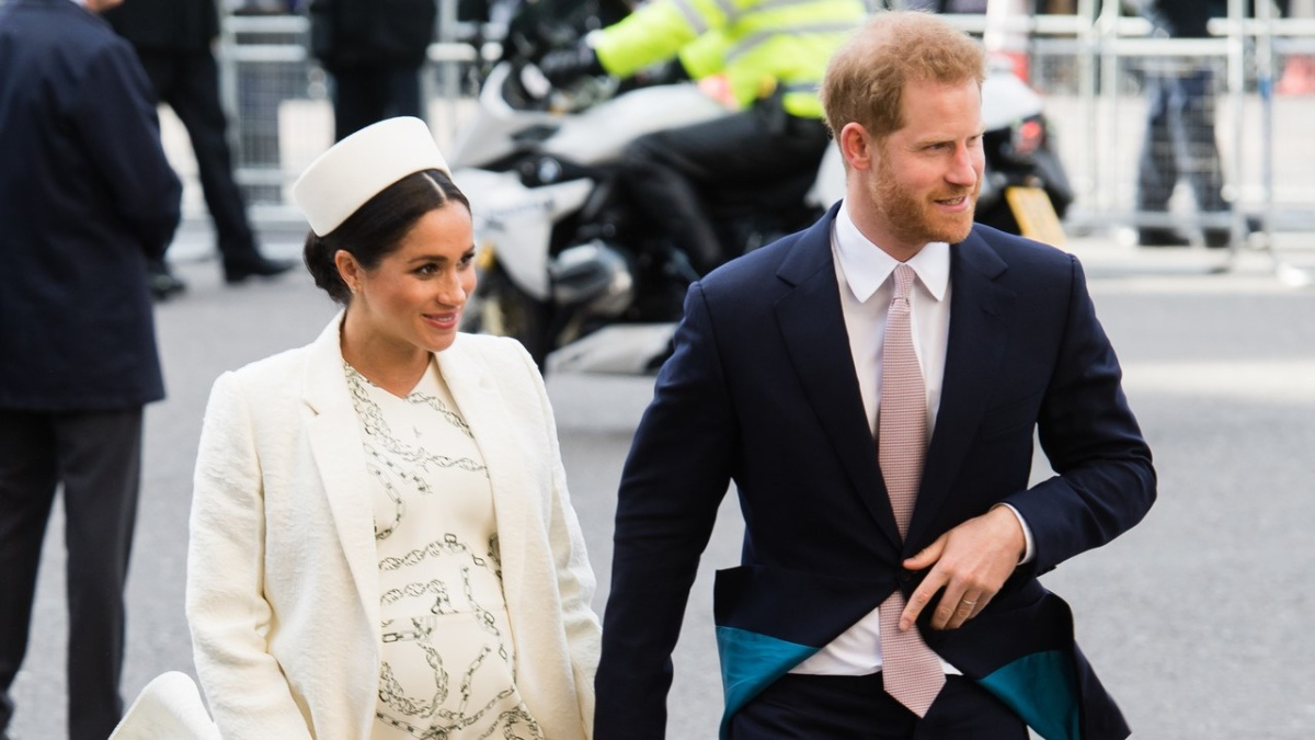 Officially Moved In! Prince Harry And Duchess Meghan Are 'Very Happy' With Frogmore Cottage