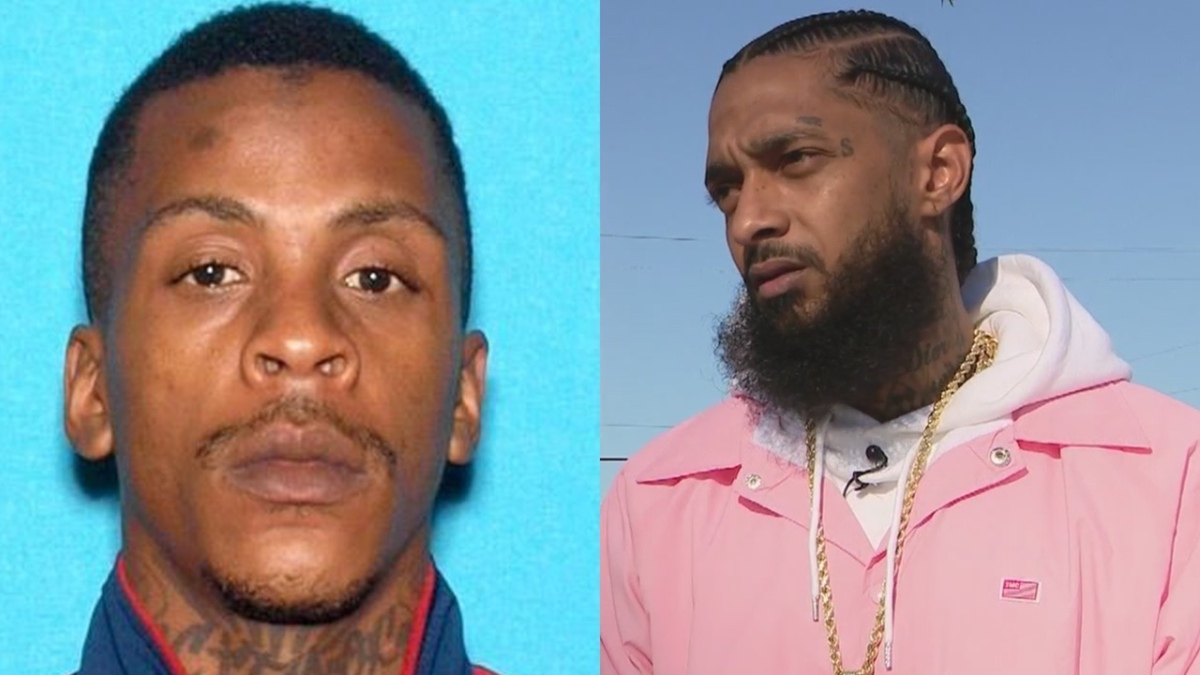 Nipsey Hussle's Alleged Killer Eric Holder Indicted By Grand Jury